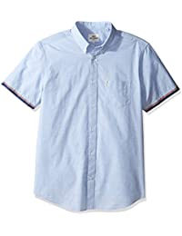 Ben Sherman Men's Short Sleeve Marl Tipp