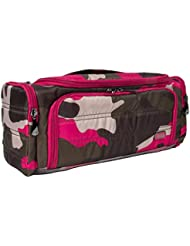 Lug Womens Trolley Toiletry Case, Camo Pink