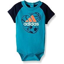 adidas Baby Boys Bodysuits