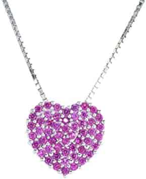 35bff452163 Shopping Pinks - 4 Stars & Up - Hearts - $50 to $100 - Jewelry ...