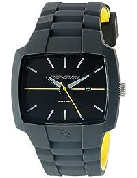 Rip Curl Men's A2749-CHA Tour XL Analog Display Analog Quartz Grey Watch
