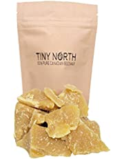 100% Pure Canadian Beeswax - Cosmetic Grade - Filtered to 1 Micron - All Natural Chunks - Yellow -