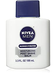 NIVEA FOR MEN Moisturizing Post Shave Balm 3.30 oz (...