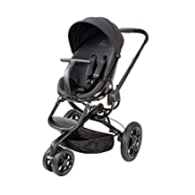 Quinny Moodd Stroller (Black Devotion)
