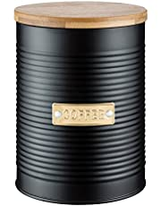 Typhoon Coffee Storage Canister, Otto Black 29126