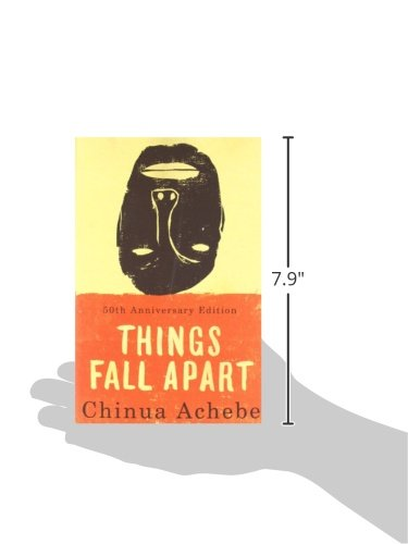 A literary analysis of the burden in things fall apart by chniua achebe