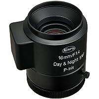 Kowa LM16JC5MM-IR 2/3 16mm F1.4 P-Iris C-Mount Lens, 5-Megapixel Rated, IR Corrected, Day/Night