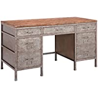 Stein World Brownstone Desk