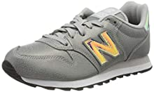 New Balance 500, Zapatillas para Mujer, Gris (Grey Hgz), 35 EU