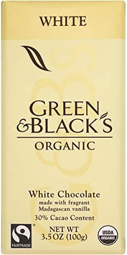 Green & Black's Organic White Chocolate