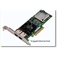 Intel® 10 Gigabit BASE-T Ethernet Server Adapter Designed for Multi-Core Processors and Optimized for Virtualization X520-T2