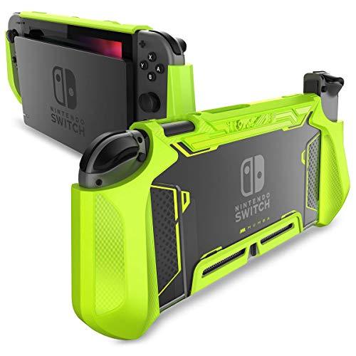 Funda para Nintendo Switch y control Joy-con verde