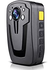 HXSJ Aplicación de la Ley pionera D900 de Alta definición de Infrarrojos de visión Nocturna grabadora de Campo videocámara 1080P vídeo