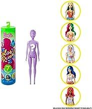 Barbie Boneca Color Reveal Alimentos