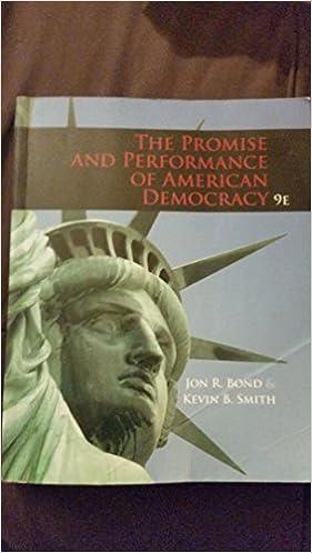 American Democracy 9th edition