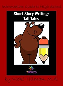 how to write a short tall tale story