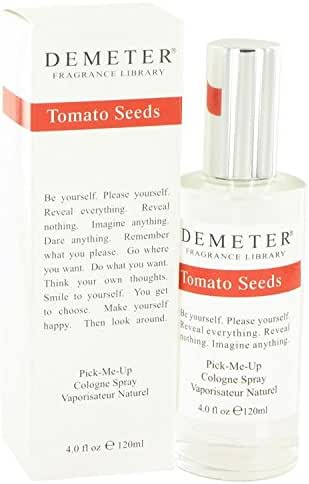 Demeter by Demeter Tomato Seeds Cologne Spray 4 oz for Women - 100% Authentic