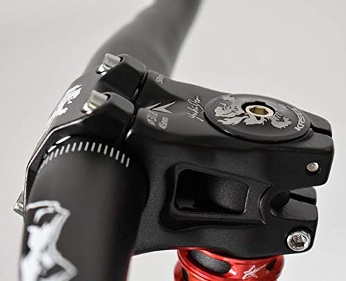 Short Aluminum 31.8*45mm Mountain MTB BMX Road Bike Handlebar Bicycle bar Stem