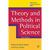 Theory and Methods in Political Science: Third Edition