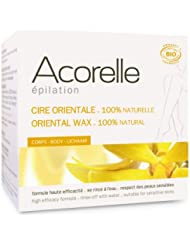 Acorelle Oriental Body Wax, Brown, 10.5 Ounce
