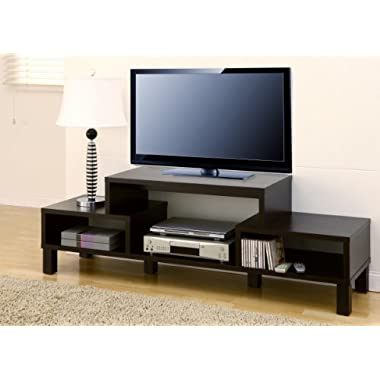 ioHOMES Everette TV Console/Stand, 60-Inch