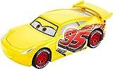 Disney Cars Disney/Pixar Cars Racetrack Talkers Vehicle, Rust-Eze Cruz Ramirez, Multicolor