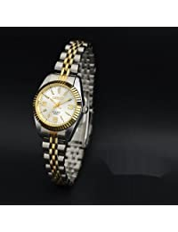 Wishar Business casual fashion alloy quartz watch \ quartz watch waterproof Lady White
