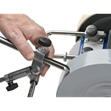 Turning Tool Sharpener Tormek SVD-185. The Gouge and Turning Cutter Jig That Makes Repeatable, Precise Sharpening Easy