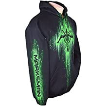 Sid Vicious League Of Legends Hoodie Custom Airbrushed Marksman Design