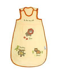 Baby Summer Sleeping Bag 1 Tog - Zoo - 0-6 months/28inch