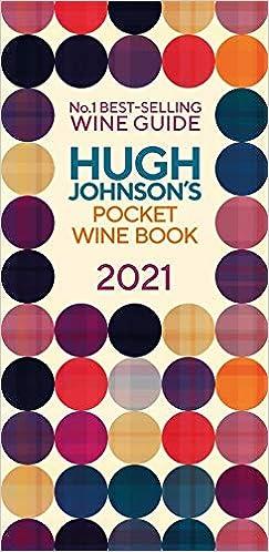 2021 Best Seller Books Hugh Johnson's Pocket Wine Book 2021: Johnson, Hugh: 9781784726812