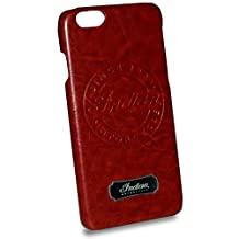 Indian Motorcycles Cell Phone Case for iPhone 6 - Retail Packaging - Red