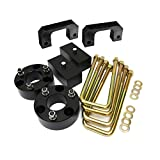 """Liftcraft - 3.5"""" Front + 1"""" Rear Lift Kit for 2007+ Silverado Sierra 1500 6-Lug 