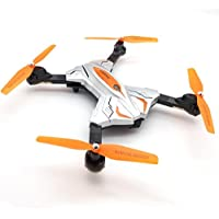 Owill TK111 2.4G 4CH 6Axis RC Quadcopter Drone With 0.3MP WIFI Camera/One Key Return Aircraft (White)