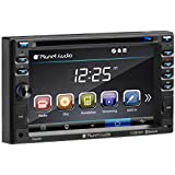 Planet Audio P9640B Double Din, Touchscreen, Bluetooth, DVD/CD/MP3/USB/SD AM/FM Car Stereo, 6.2 Inch Digital LCD Monitor, Wireless Remote