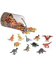 Battat Terra Dinos In Tube Action Figure Set