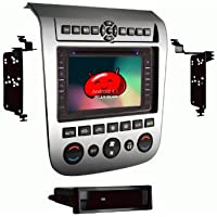 OttoNavi NS0307MR-ADK1ANDK GPS Navigation Android Radio with Aluminum Dash Kit
