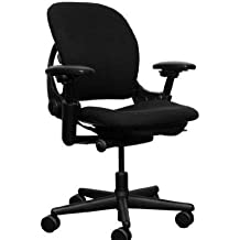 Steelcase Leap Fabric Chair Black