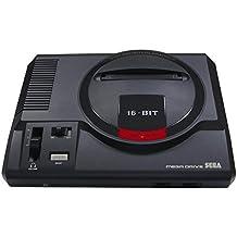 Console Mega Drive +Joystick + Cartão SD com 22 Jogos (expansivel até 594 jogos*) .