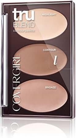 CoverGirl Trublend Contour Palette Light 0.28 Oz, 0.161 Pound