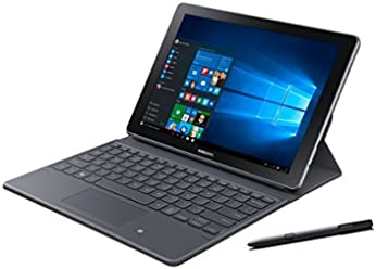 Samsung Galaxy Book Tablet, Display da 10.6, 64 GB Espandibili, WIFI, Nero [Versione Italiana]