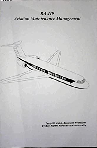 Aviation Maintenance Management Book