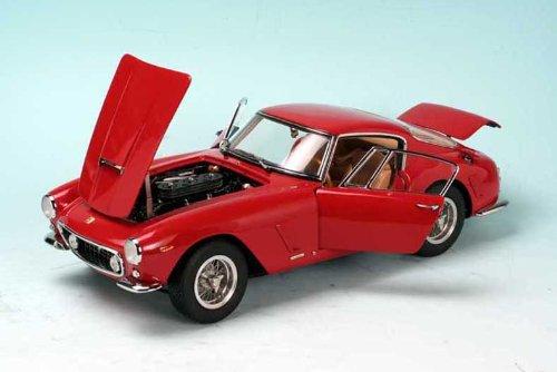 1/18 フェラーリ 250GT SWB 1961 レッド M-046
