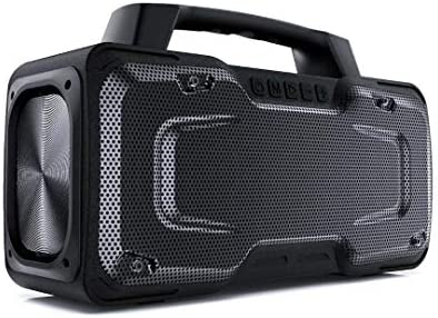 Bluetooth Speaker, BUGANI M118 Portable Bluetooth Speakers, 50W Louder Volume and Enhanced Bass,Wireless Bluetooth Speakers 5.0. Power Bank.Suitable for Party,Outdoor Bluetooth Speaker