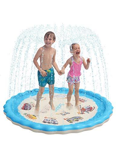 Sable Splash Pad Sprinkler