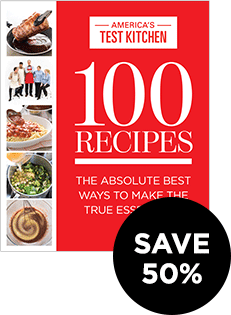 100 Recipes: The Absolute Best Ways to Make the True Essentials Order Form