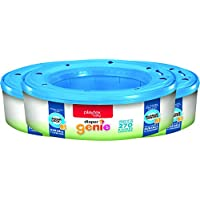 Repuesto de pañales Diaper Genie de Playtex, 270unidades (paquete de 3), X0039500...