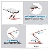 Urmust Ergonomic Adjustable Laptop Stand