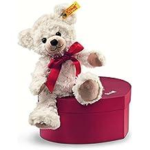 Steiff Sweetheart Teddy Bear Plush, Cream