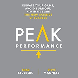 Peak Performance Audiobook